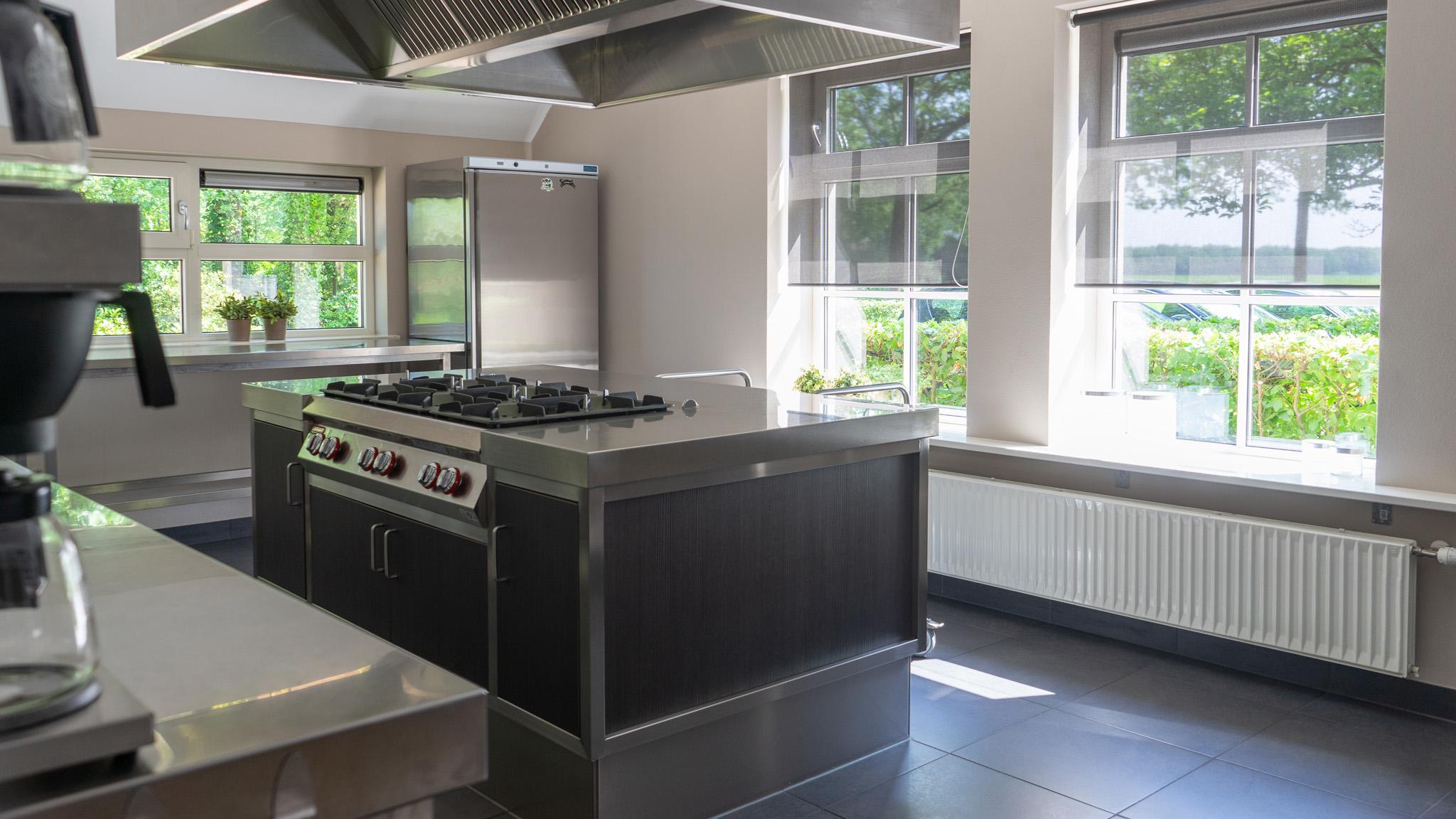 keuken Groepsaccommodatie drenthe Orvelter hof 4